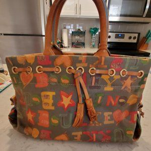 Dooney & Bourke Signature Small Tote purse